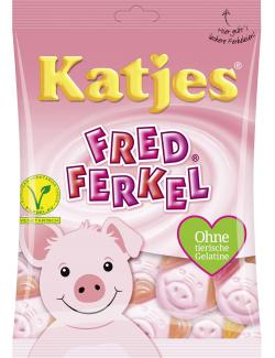 Katjes Fred Ferkel  (200 g) - 4037400401553