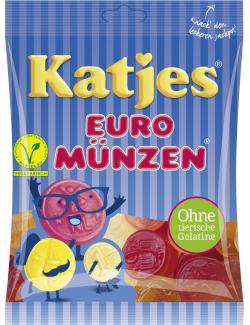 Katjes Euro-M�nzen  (200 g) - 4037400408521