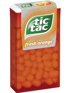 Tic Tac Fresh orange  (49 g) - 4008400399324