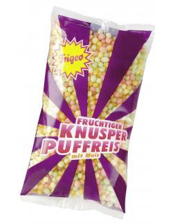 Frigeo Fruchtiger Knusper-Puffreis mit Mais  (80 g) - 4033500101577