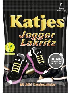 Katjes Jogger Lakritz  (200 g) - 4037400409429