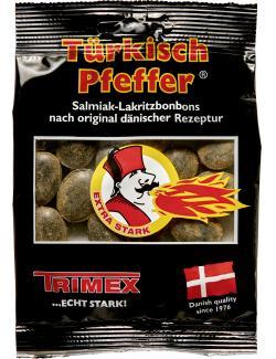Trimex Türkisch Pfeffer Salmiakbonbons  (100 g) - 4002318001010