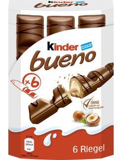 Kinder Bueno  (6 St.) - 4008400320328