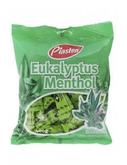 Piasten Eukalyptus Menthol Bonbons  (400 g) - 4000281151503