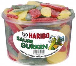 Haribo Saure Gurken  (150 St.) - 4001686343067