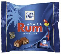 Ritter Sport Jamaica Rum Knusperst�ck  (200 g) - 4000417067203