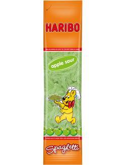 Haribo Apple Sour Spaghetti  (200 g) - 4001686359051