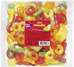 Red Band Fruchtgummi Schnuller  (500 g) - 8713800102837