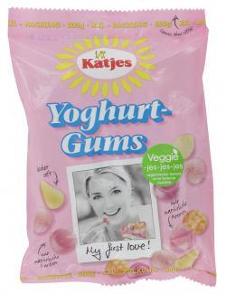 Katjes Yoghurt-Gums  (500 g) - 4037400408040