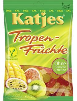 Katjes Tropen-Fr�chte  (500 g) - 4037400408057