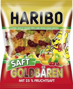 Haribo Saft Goldbären  (175 g) - 4001686386613