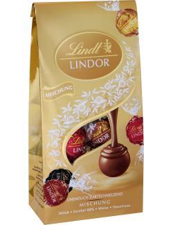 Lindt Lindor Mischung  (137 g) - 4000539389207