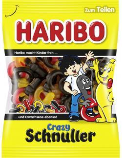 Haribo Crazy Schnuller  (200 g) - 4001686270530