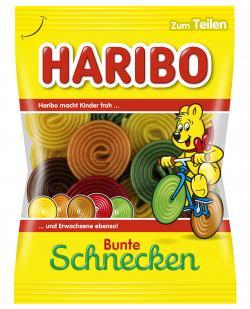 Haribo Frucht- und Cola Schnecken 0,51 EUR/100 g 751183