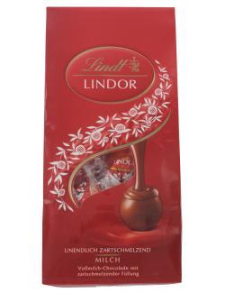 Lindt Lindor Kugeln Milch  (137 g) - 4000539409202