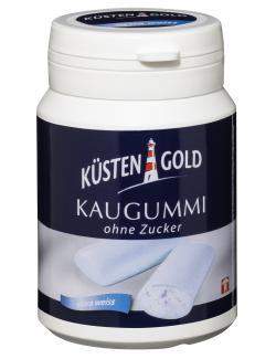 K�stengold Kaugummi extra wei� ohne Zucker  (67 g) - 4250426208078