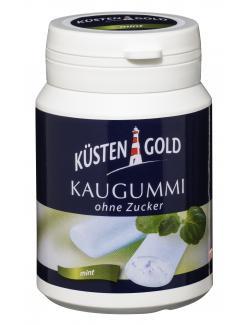 K�stengold Kaugummi ohne Zucker Mint  (67 g) - 4250426208054