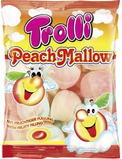 Trolli Peach Mallow  (150 g) - 4000512015048