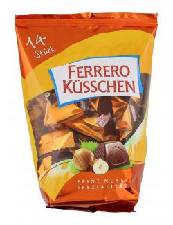 Ferrero Küsschen  (124 g) - 4008400154121