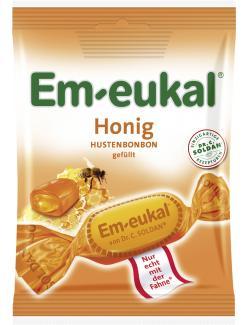 Em-eukal Hustenbonbons Honig  (75 g) - 4009077015494