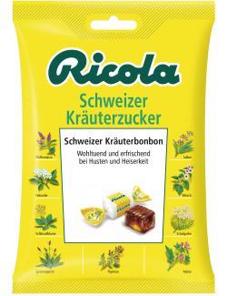 Ricola Schweizer Kräuterzucker  (75 g) - 7610700600009