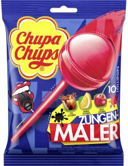 Chupa Chups Lollipops Zungenmaler  (120 g) - 8410031990584