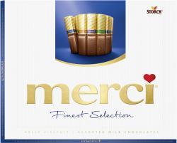 Merci Finest Selection Helle Vielfalt  (250 g) - 4014400901405