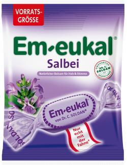 Em-eukal Hustenbonbons Salbei  (150 g) - 4009077024656