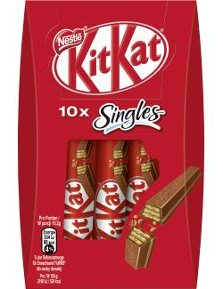 Kitkat Singles  (152 g) - 3800020456484