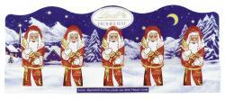 Lindt Weihnachtsm�nner Alpenvollmilch-Schokolade  (50 g) - 4000539771002