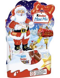 Kinder Maxi Mix  (153 g) - 4008400270128