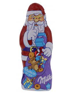 Milka Weihnachtsmann Alpenmilch  (50 g) - 7622210988669