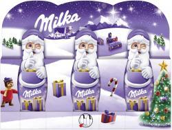 Milka Weihnachtsmann Alpenmilch  (3 x 15 g) - 7622210386410