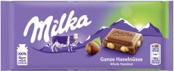 Milka Ganze Haselnüsse  (100 g) - 3045140118502