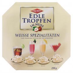 Trumpf Edle Tropfen in Nuss Weisse Spezialitäten 1,20 EUR/100 g 853239