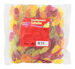 Red Band Fruchtgummi Schuhe  (500 g) - 8713800116773