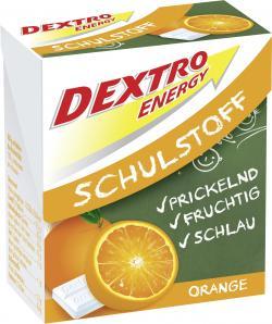 Dextro Energy Schulstoff Orange  (50 g) - 42214656