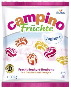 Storck Campino Fr�chte Joghurt  (300 g) - 4014400915174