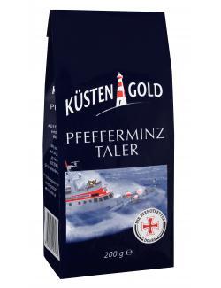 Küstengold Pfefferminz Taler  (200 g) - 4250426207972