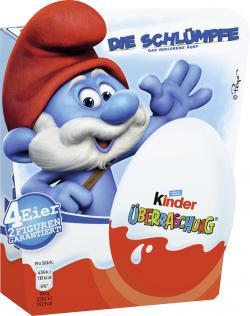 Kinder Überraschung Disney Findet Dori  (4 x 20 g) - 4008400244624