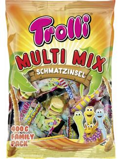 Trolli Multi-Mix Schmatzinsel  (400 g) - 4000512363903