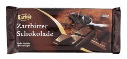 Karina Zartbitter Schokolade  (100 g) - 4000411016221