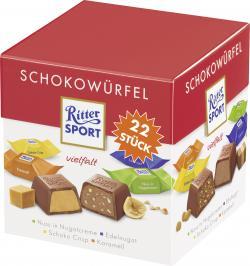 Ritter Sport Schokow�rfel  (176 g) - 4000417650009