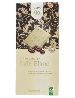 Gepa Bio Caf� Blanc  (100 g) - 4013320185803