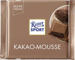 Ritter Sport Bunte Vielfalt Kakao-Mousse  (100 g) - 4000417294005