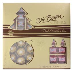 Die Besten von Ferrero Frohe Weihnachten  (400 g) - 4008400135120