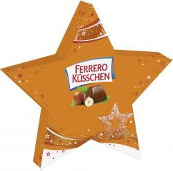 Ferrero Küsschen Stern  (124 g) - 4008400150420
