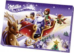 Milka Adventskalender  (200 g) - 7622400011498