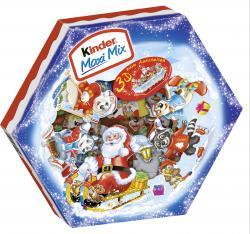 Kinder Maxi Mix  (152 g) - 4008400312026
