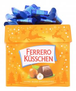 Ferrero K�sschen Geschenkbox  (106 g) - 4008400462622